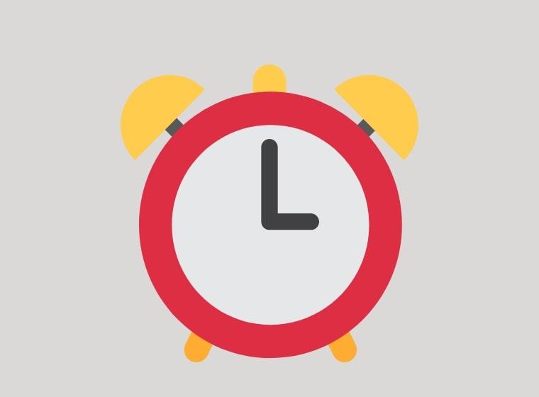 目覚まし時計