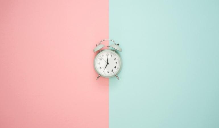 休み明けの仕事に対する気持ちを変える